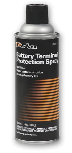 Deka Battery Terminal Protection Spray At Menards