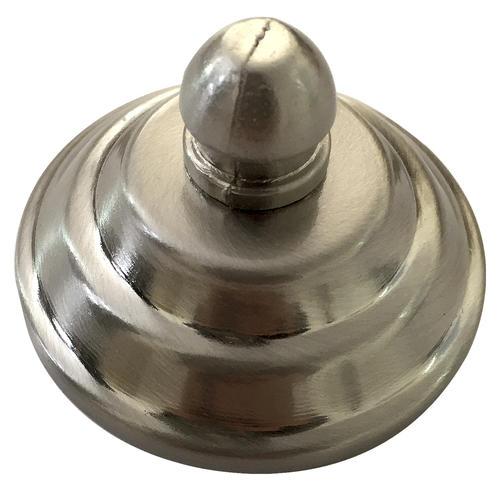Brushed Nickel Finishing Lock Up Kit At