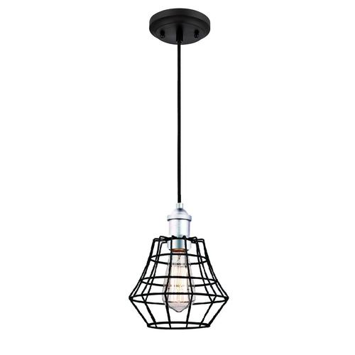 Patriot Lighting Riggs Black Brushed