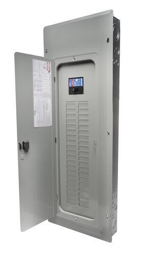 Eaton Type Br 200 Amp 40 Space 80 Circuit Indoor Main Breaker Load Center Value Pack At Menards