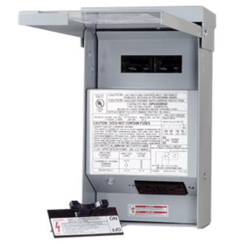 Eaton 60 240 Outdoor Air Conditioner Disconnect At