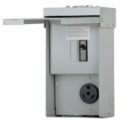 eaton 30-amp 120/240 vac outdoor rv panel
