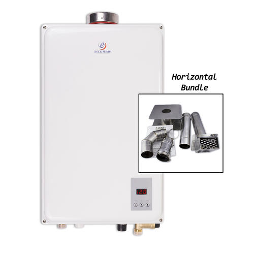 eccotemp 4 gpm tankless natural gas water heater at menards®