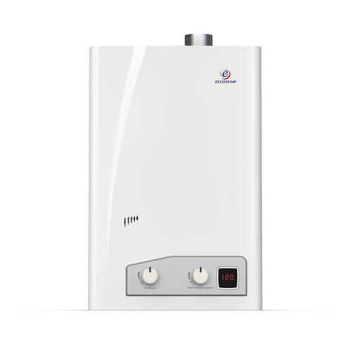 Eccotemp Fvi12 Indoor 4 0 Gpm Liquid Propane Tankless Water Heater At Menards