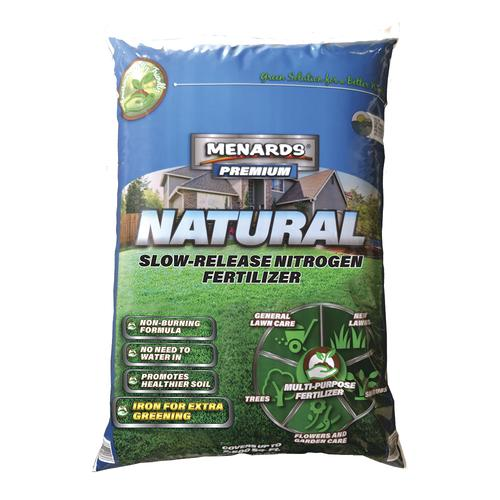 Natural Lawn Fertilizer 2 500 Sq Ft At Menards