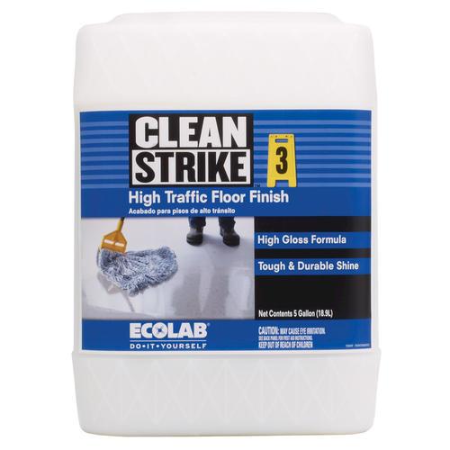 Clean Strike™ High Traffic Floor Finish   5 Gallon At Menards®