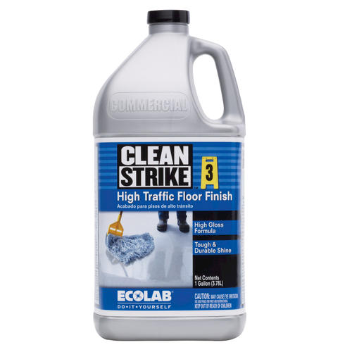 Clean Strike™ High Traffic Floor Finish   128 Oz. At Menards®