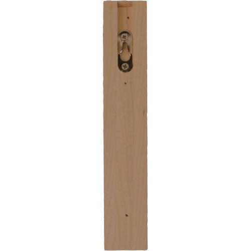 Ekena Millwork BKT01X06X08BURO-CASE-6 1 W x 6 D x 8 1//2 H Bulwark Bracket Piece Red Oak 6-Pack