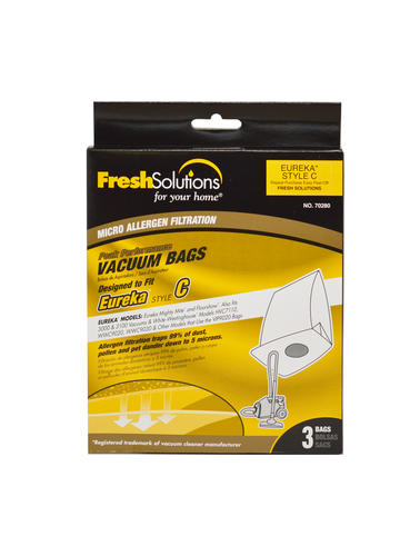 Fresh Solutions Eureka C Bag 3 Pack