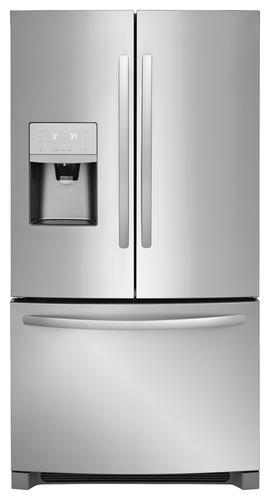 Frigidaire 26.8 cu. ft. french door refrigerator reviews