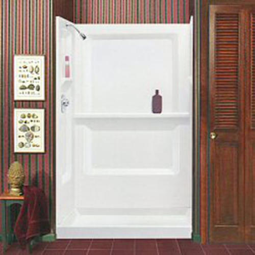 Mustee Durawall 48 X 32 Shower Wall Surround At Menards