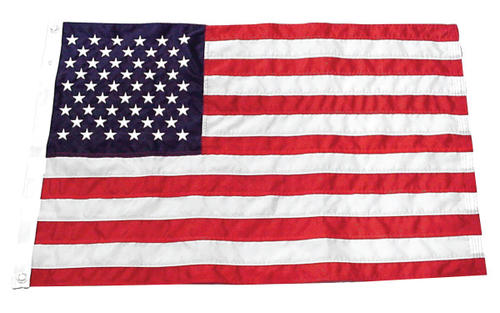 Olympus 3' x 5' Deluxe American Flag at Menards®