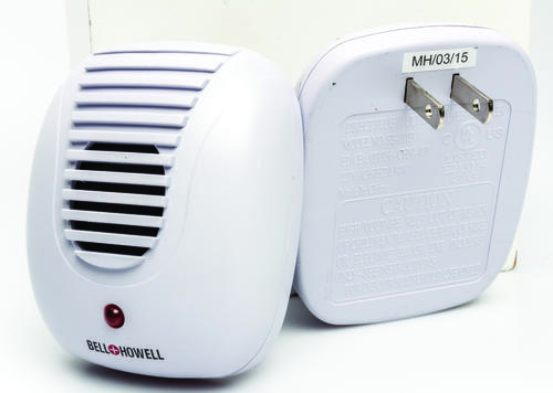 Bell + Howell UltraSonic Pest Repeller - 4 Pack at Menards®