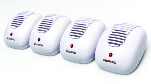 Bell + Howell UltraSonic Pest Repeller - 4 Pack at Menards®