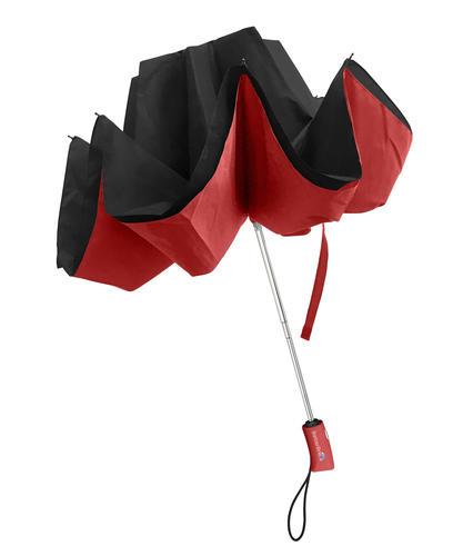 Better Brella 40 5 Auto Open Close Collapsible Umbrella Assorted Colors At Menards