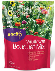 Encap® Wild Flower Bouquet Seed Mix Pouch - 2 lbs.