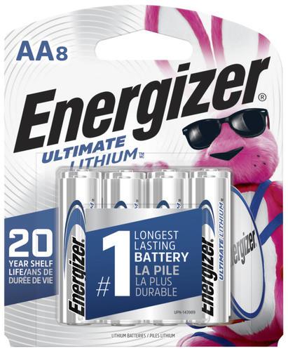 Energizer Ultimate Lithium Aa Batteries At Menards