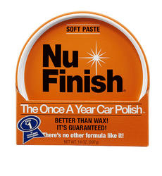 Nu Finish® Paste Car Polish - 14 oz.