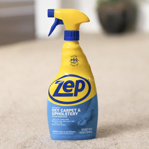 Zep® Advanced Oxy Carpet & Upholstery Stain Remover