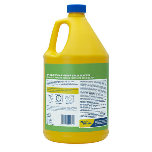 Zep 174 Mold Stain Amp Mildew Stain Remover 128 Oz At Menards 174