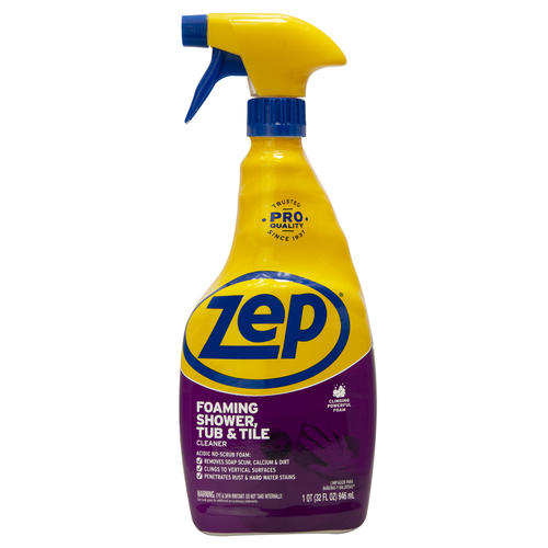 Zep® Power Foam Tub And Tile Cleaner