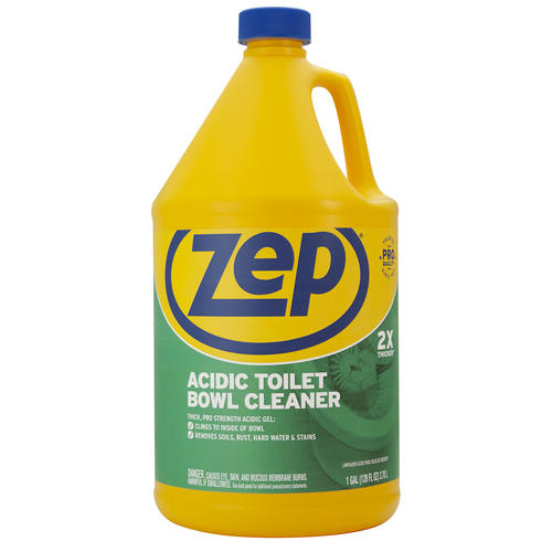 Zep 174 Acidic Toilet Bowl Cleaner 128 Oz At Menards 174