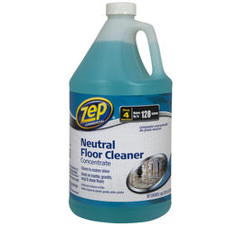 Good Zep® Commercial Concentrated Neutral Floor Cleaner   128 Oz. At Menards®