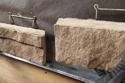 Clipstone 174 Manufactured Stone Starter Strip At Menards 174