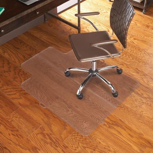 es robbins 36 x 48 foldable hard floor chair mat at menards