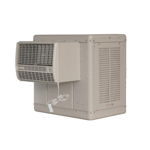 Essick Air 3 300 Cfm 115 Volt Window Evaporative Cooler At