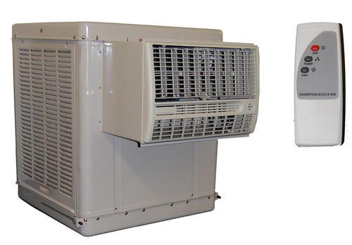 Essick Air 3,300 CFM 115-Volt Window Evaporative Cooler at Menards®