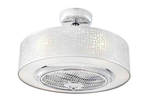 Patriot Lighting Elegant Home Hightowne 24 Chrome Indoor