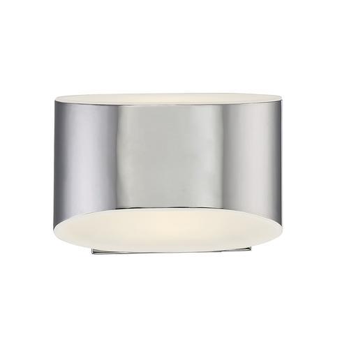Chandra Chrome Led Indoor Wall Light At