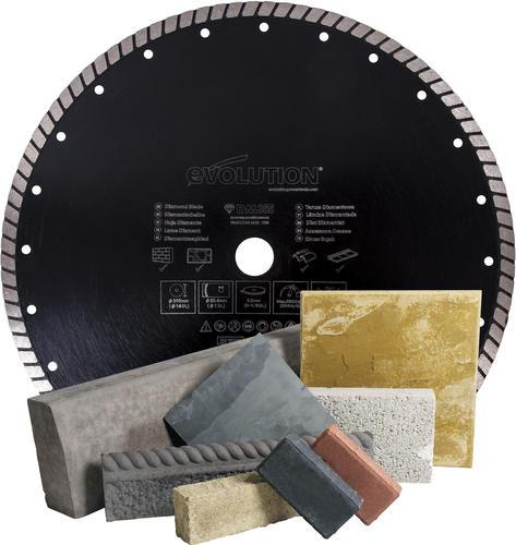 Evolution 14 x 0 tooth diamond masonry circular saw blade at menards greentooth Choice Image