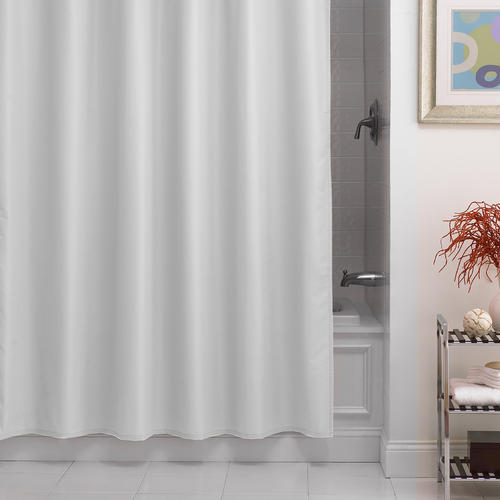 Excell Best Quality Fabric Shower Curtain Liner