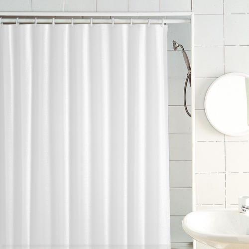 Excell Glitter Shower Curtain