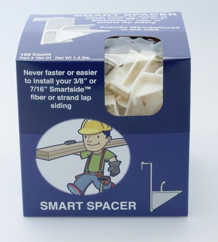5 16 Quot Fiber Cement Lap Siding Spacer Installation Clip 100