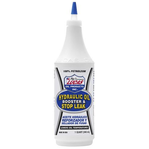 Lucas Oil® Hydraulic Oil Booster & Stop Leak - 32 oz at Menards®