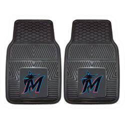 Fanmats MLB Heavy Duty Vinyl Car Mat