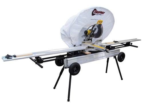 Fastcap 174 Chopshop Sawhood Pro For Miter Amp Wet Saws At Menards 174