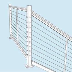 Deck Post & Post Sleeves at Menards®