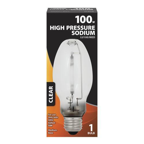 Hid Light Bulbs >> Feit Electric 100w High Pressure Sodium Hid Light Bulb At Menards