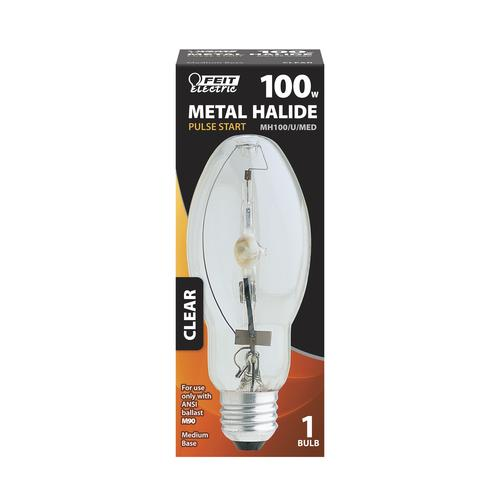 Hid Light Bulbs >> Feit Electric 100w Metal Halide Hid Light Bulb At Menards