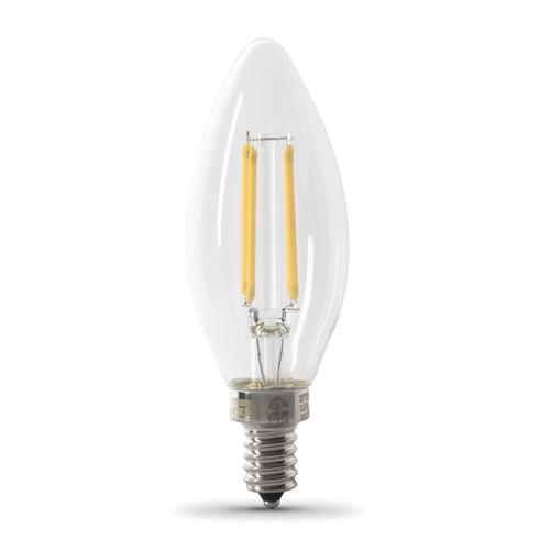 Feit Electric 40w Equivalent B10 Soft White Dimmable Led