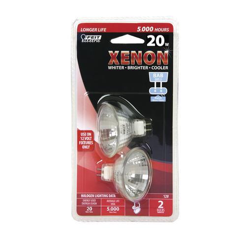 Feit Electric BAB 20-Watt Halogen MR16 Bulb Feit Electric Company