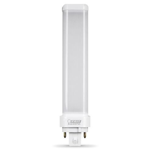 Feit Electric 26w Equivalent Horizontal Pl Cool White Led Light Bulb At Menards