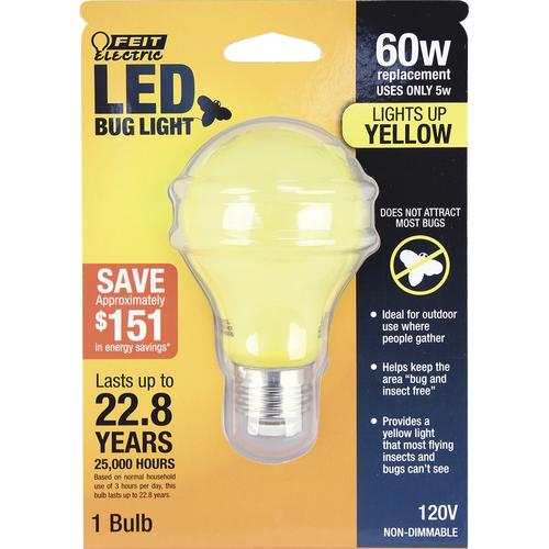 Feit Electric® 60W Equivalent A19 LED Light Bulb at Menards®