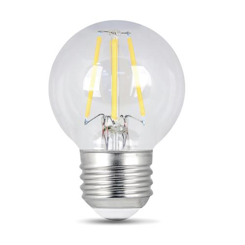 Feit Electric 40w Equivalent Soft White 2700k T10: Feit Electric® 40W Equivalent G12.5 Soft White Dimmable