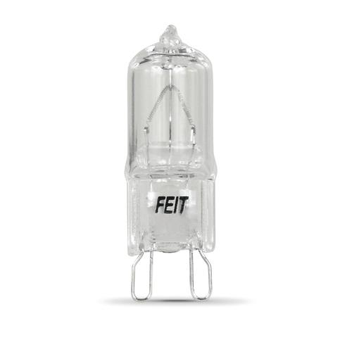 Feit Electric 40watt Xenon Halogen Jcd G9 Light Bulb 2