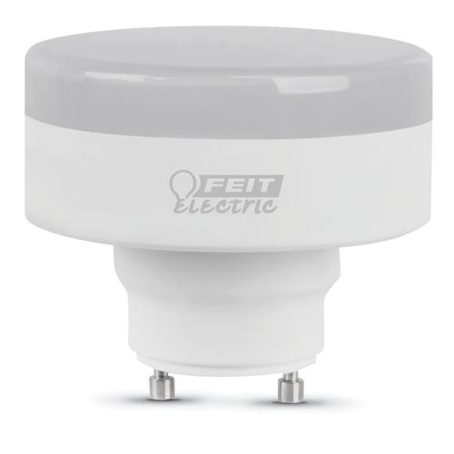 Feit Electric 60w Equivalent Gu24 Soft White Puck Dimmable Led Light Bulb